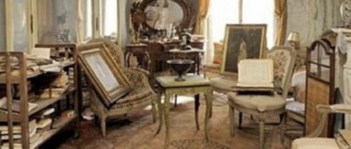 Antikviteti, starinske peći