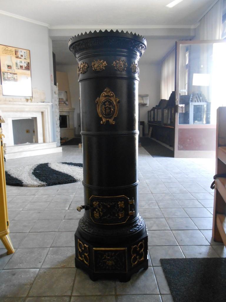 Starinska peć sa grbom Srbije